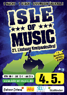 Poster: Isle of Music